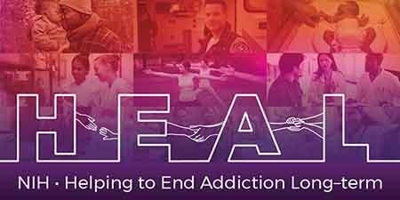 NIH HEAL Initiative logo