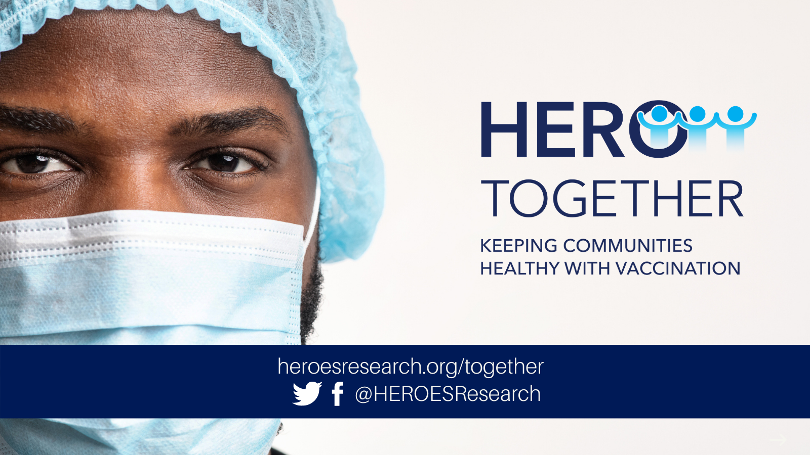 HERO-Together vaccine survey